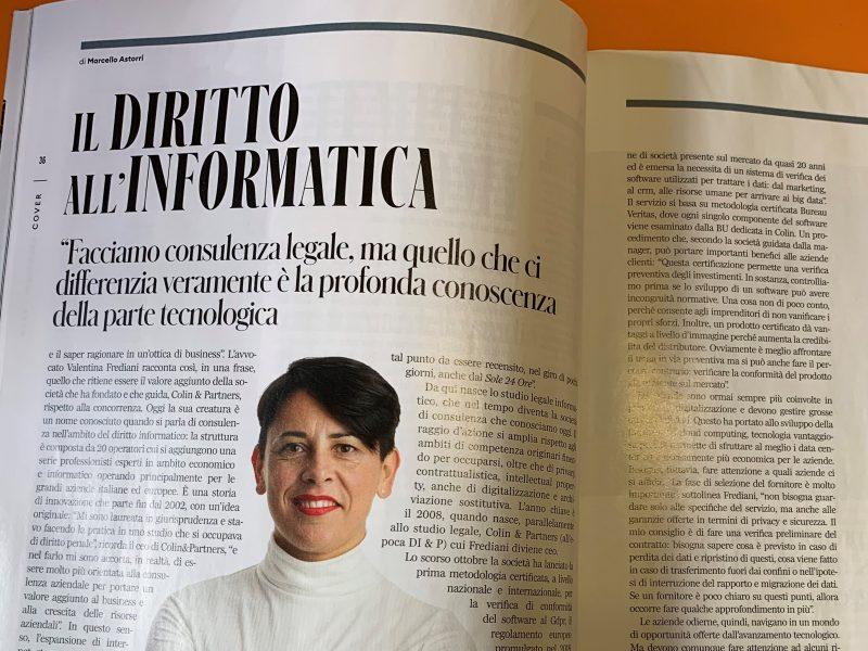 Intervista Forbes